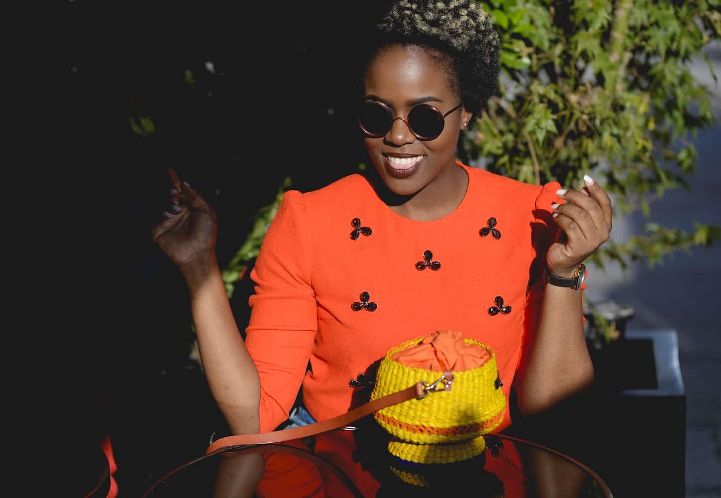 Sophy Aiida - Cameroon - Nelly WANDJI Nadrey Laurent MoonLook African Fashion3347