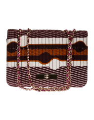 Doreen Mashika Zuri Wave sac en wax 1